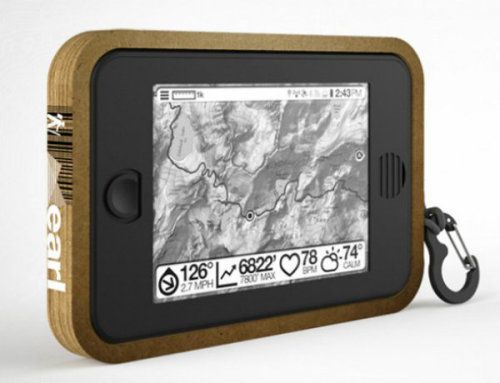 treehugger:  Meet Earl, your solar-powered backcountry survival tablet Sure, you can wrap your high-tech smartphone in a bombproof case, but between its high power demands and lack of ability to charge itself, and its inherent fragility, you might be working against its own design by trying to put it to a use that was never intended. But Earl, well, Earl is different.