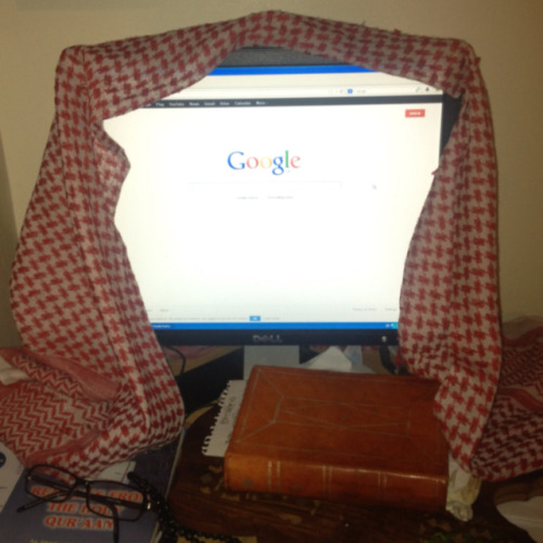 sweetestpartoflife:  franksonnetti:  I just met sheikh google  ayeeee