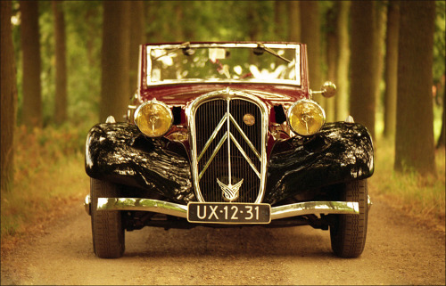 1937 Citroën Traction Avant Cabriolet