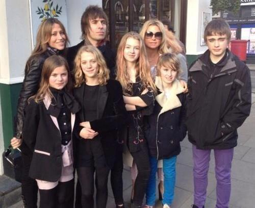 Gallagher Family.