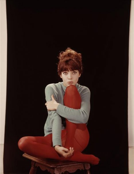 languagethatiuse:  Ms. Anna Karina, 1961.