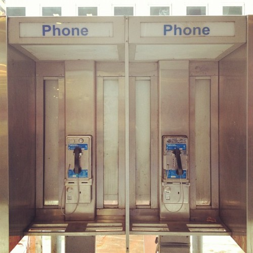 How would you redesign New York City's 11,412 payphones?   Share your ideas, join the challenge and submit your prototype by February 18, 2013. Learn more about the City's Reinvent Payphones Design Challenge at nyc.gov/reinventpayphones.