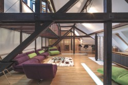 Cozy loft renovated in Bucharest, Romania