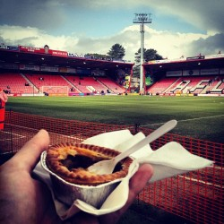 Dean Court (Fitness First Stadium), AFC Bournemouth, England (submitted by GW)