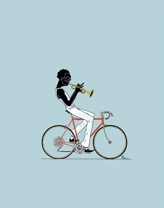 Miles by Bicycle