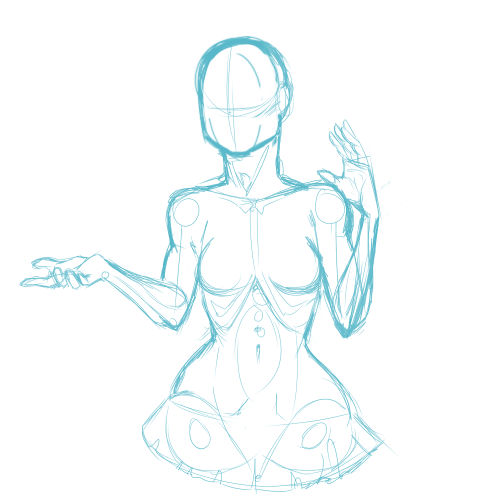Things I've learned today: requiring pose references does not make you a bad artist browsing for the perfect stock takes more time than the art itself I do not know how ribs work I do not know what a pelvis looks like drawing bones is really really fun Hands are the only thing I don't need references for ^ they are also really really fun to draw