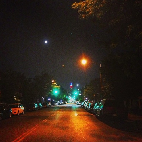All of the lights… (at Sunnyside, Queens)