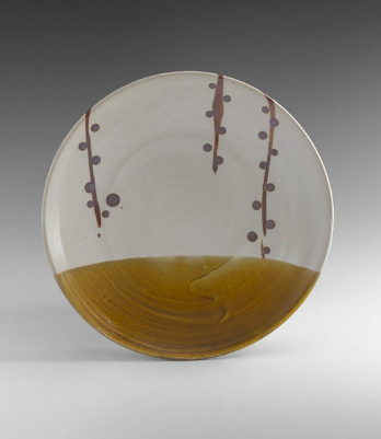 catherine-white:  Willow pond plate Catherine White 2012