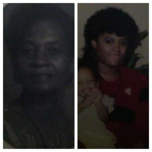 R.I.P grandma (1926-2013) & mom (1963-1996)    Happy Mother's Day .  Love you . Happy Mother's Day to all the moms