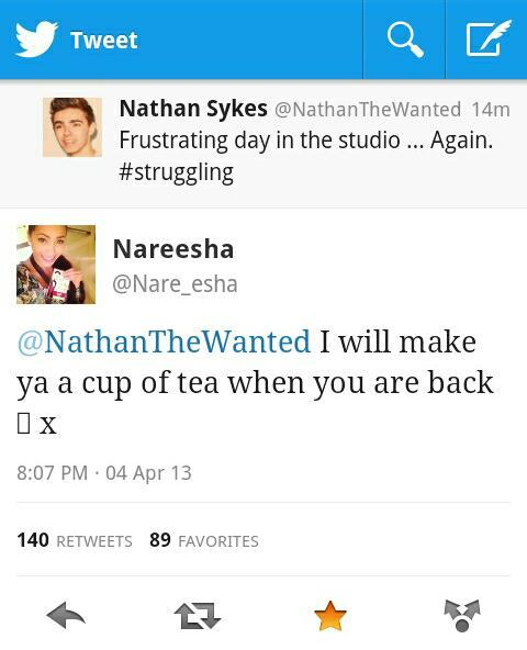 twfanmilyforever17:  Can we all just give Nareesha a mental hug right now?? Shes the best :'))