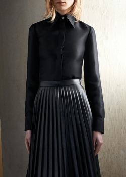 Celine pre-fall 2013 looking sleek.