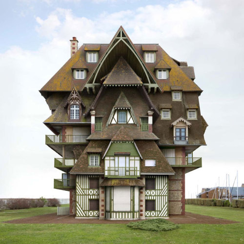 001 (from D'ville), 2012 by Filip Dujardin