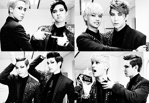 VIXX | via Tumblr on We Heart It - http://m.weheartit.com/entry/59781343/via/Deborasramos   Hearted from: http://ottokhaji.tumblr.com/post/49048925423