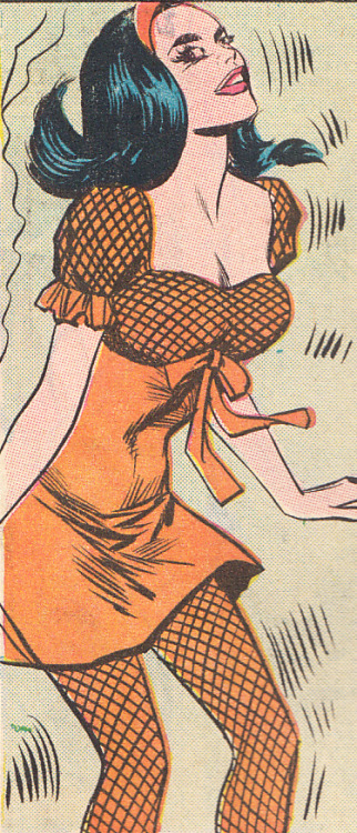 adelphe:  Teenage Love Vol 2 No. 57 January 1968