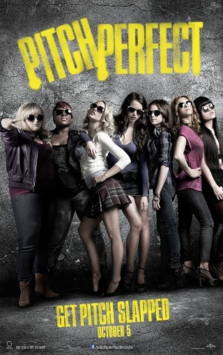 "I'm watching Pitch Perfect    ""Around the girlfriends. Sky hasn't got sports. Subjected to this…but at least Anna Kendrick and Liz Banks""                      Check-in to               Pitch Perfect on GetGlue.com"