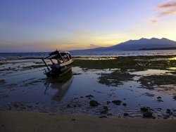 Last day of 2012 in Gili Air, Lombok. Not too shabby!