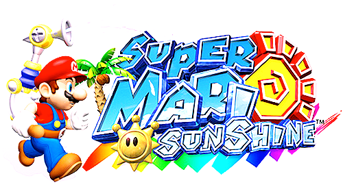 Favourite Video Games → Super Mario Sunshine (2002, GameCube)