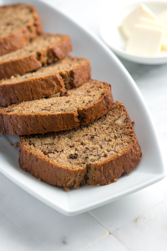 Ripen bananas in the oven in just 25 minutes so you no longer have to wait to make your favorite banana bread recipe. This express ripening tip guarantees perfectly ripe bananas in no time!