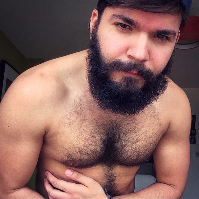 2019-01-18 23:47:49 - gaycub gaybear gay gaybeard bigbeard selfie beardburnme http://www.neofic.com
