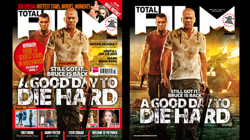 Total Film Magazine - Issue 203 - out now in shops and on iPad!