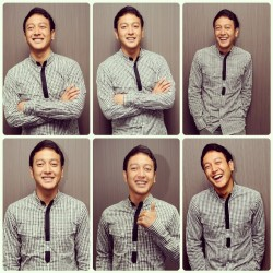 Konferensi Pers Love in Paris season 2. (7-5-2013) @dimsanggara  #dimasanggara #dimsanggara #dimskilovers | photos credit by: @kapanlagicom (at SCTV Tower)