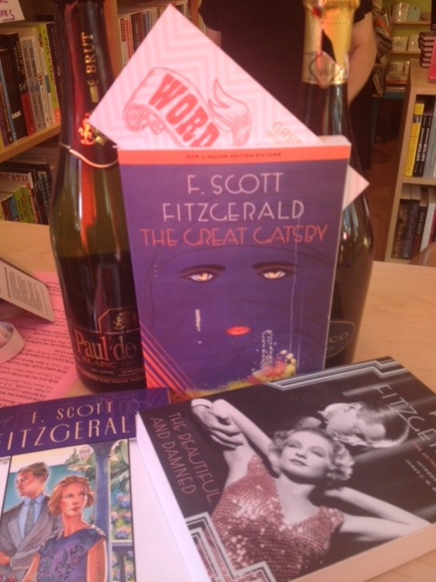 We're giving all of Fitzgerald's catalog some love on this Gatsby-crazed weekend.
