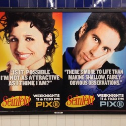 15 years off the air & its still untouchable… #Seinfeld 🙌
