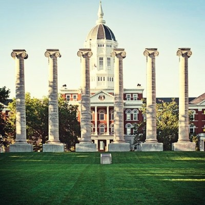 Happy Birthday to my alma mater, University of Missouri, celebrating 174 years!