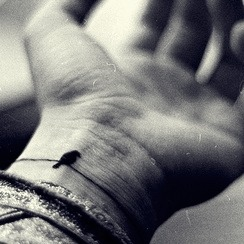 favourite things: simple wrist tattoos