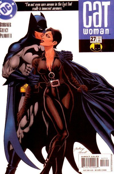 Catwoman v3 #27, March 2004, written by Ed Brubaker, penciled by Paul Gulacy
