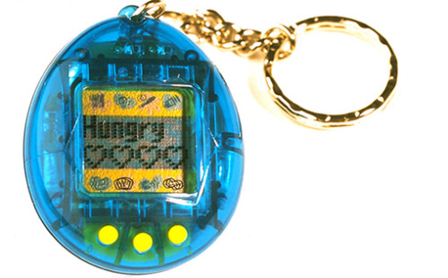 And now Tamagotchis are back, so we're gonna be good on nostalgia for awhile.