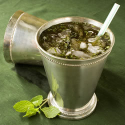 "Mint Juleps | ""I live in Kentucky and had guests during Derby—these were a hit!"" —Sarah Get the recipe: http://bit.ly/15cZAfbAnyone doing the Derby?"