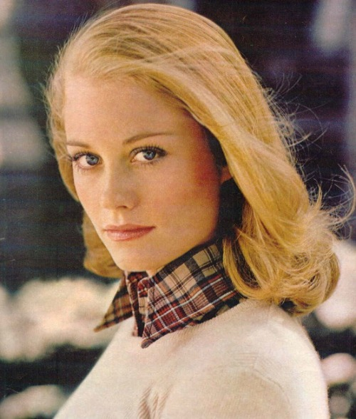 superseventies:  Cybill Shepherd for Revlon, 1970s.