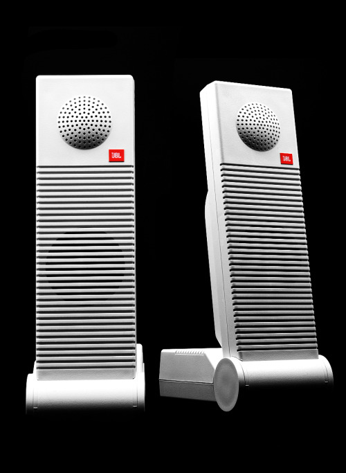 design-photographs:  JBL Computer Speakers Austin Calhoon Photograph www.austincalhoon.com
