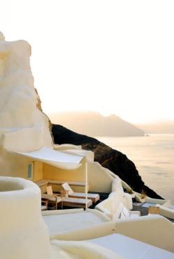 ninikills:  Mystique Resort Santorini, Greece