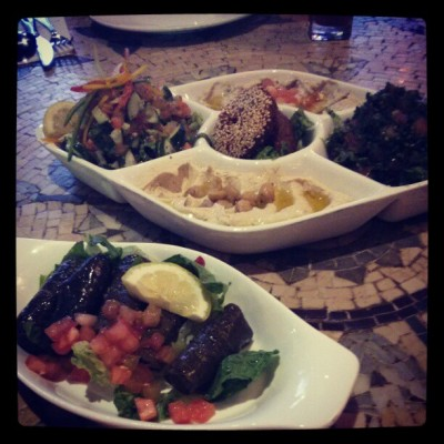 Awesome Lebanese restaurant in Malaysia! #malaysia #penang #lebanese #food (at Tarbush Restaurant)