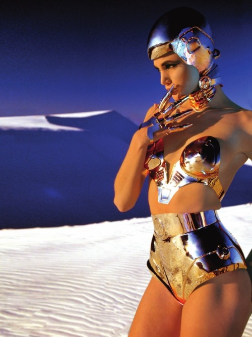 Retro space babe of the day