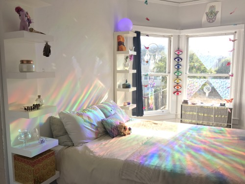 Perfect Rainbow Bedroom | Tumblr