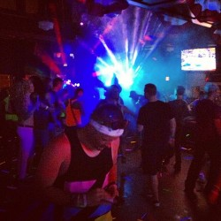 The rave never ends (at McFadden's Saloon)