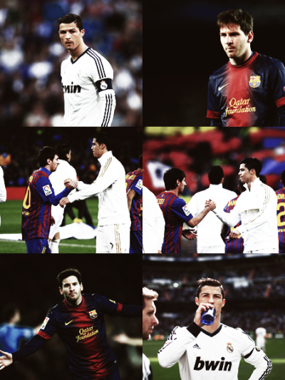"""Who is the best player in the world? Cristiano Ronaldo. And Messi? Messi is from other planet.""- Alex Ferguson."
