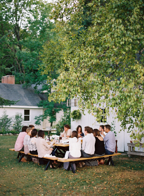 ohlady:  Kinfolk Magazine, Vol. 7 Feature on Epicure Catering - representing Michigan!