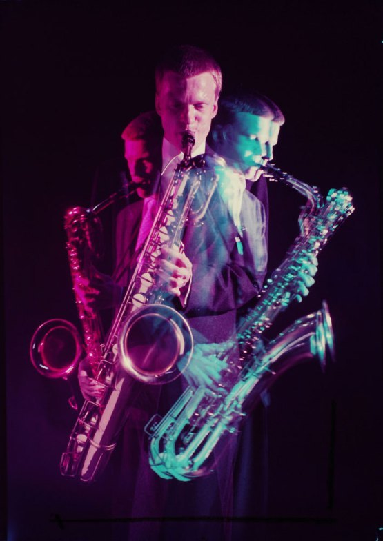 jonfenmarlowe:  Gerry Mulligan by Eliot Elisofon