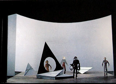 "vuls:  Isamu Noguchi Sets for ""King Lear"" Director: George Devine  1955"