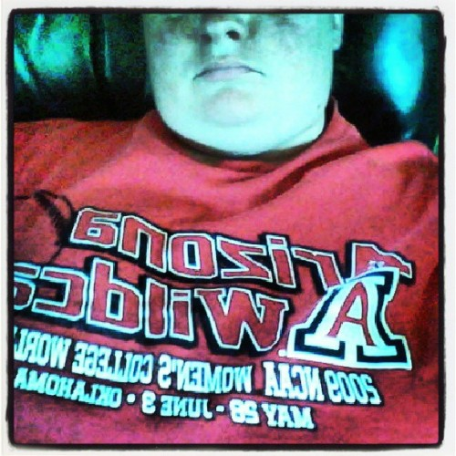 Reppin my UA gear ready for the games #beardown