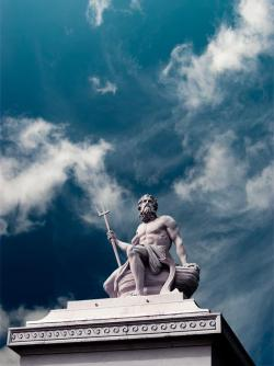 memoirsofaseaman:  Poseidon God of the Sea
