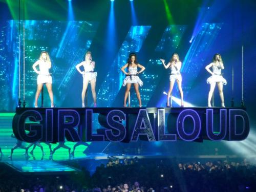 Pictures from Girls Aloud Live in Manchester part 2