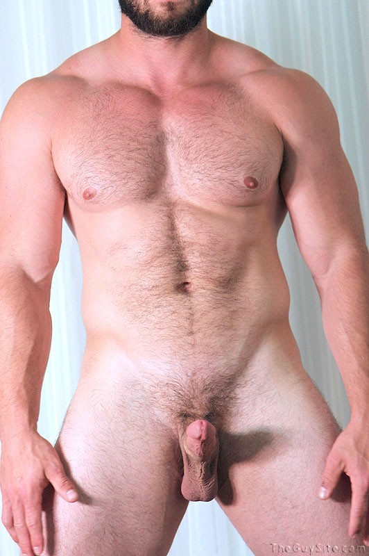 Mike anders theguysite hairy dilf