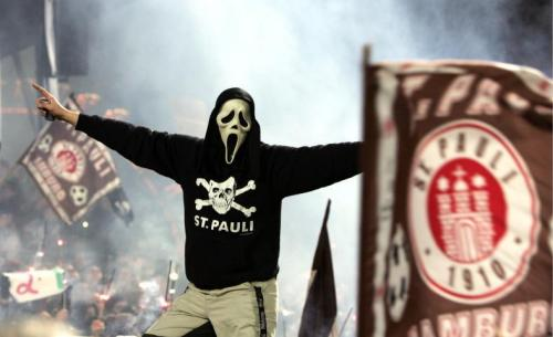 rebelfootball:  Belated Happy Birthday, St Pauli!