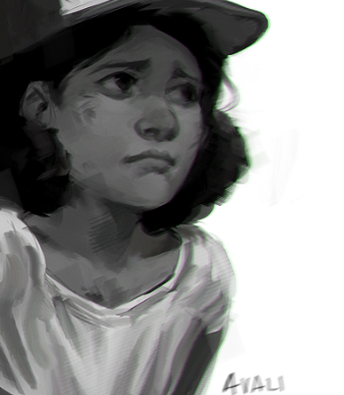avali:  speedy thing of Clementine for warmup!