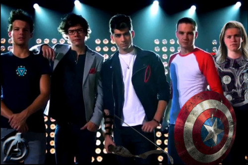 Avenger Direction